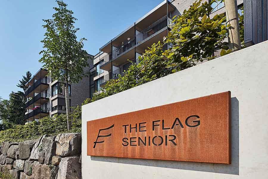 Aussenansicht des Gebäudes The Flag Senior Living Attendorn